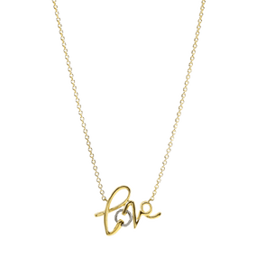 LOVE & TOUCH NECKLACE