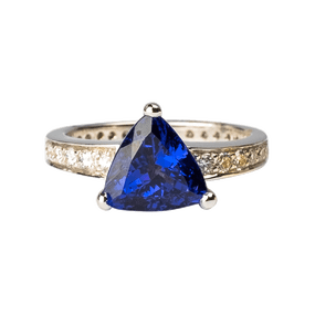 TRILLIANT IN MOTION RING