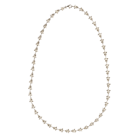 SMALL STAR TENNIS NECKLACE