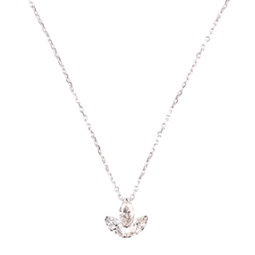 MARQUISE LOTUS NECKLACE
