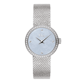 LA D DE DIOR SATINE WATCH