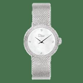 ساعة لا دي دي ديور ساتين